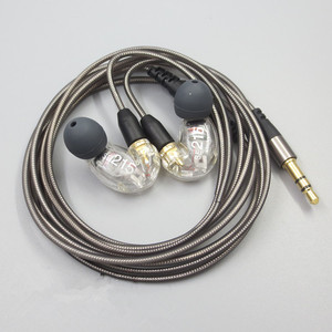 Image 5 - DIY MMCX SE215 Headset Hifi Stereo In Ear Earphones Noise Cancelling Bass Headphone MMCX for Shure for IPhone Xiaomi Samsung