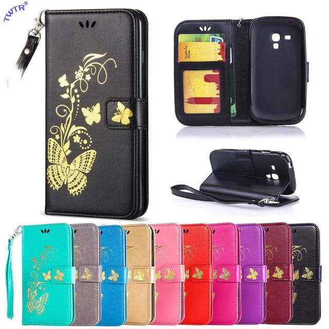 Flip Case for Samsung Galaxy S3 S 3 mini i8190 GT-i8190 Phone Leather Cover for Galaxy S iii mini i8200 GT-i8200 GT-i8200n G730