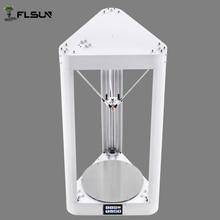 Лидер продаж Настольный принтер 3D Высокое Качество Delta коссель 3D принтер комплект DIY Kit предварительно собраны 1 кг нить SD Card