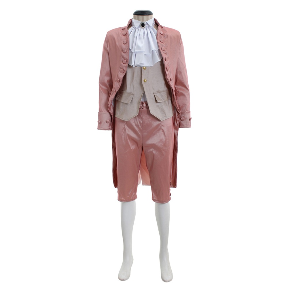 Здесь продается  Cosplaydiy Victorian Elegant Gothic Aristocrat 18th Century Mens Blue Version Wedding Cosplay Costume L320  Одежда и аксессуары