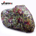 Colorfull Two Motorcycle Covers Waterproof Outdoor Protector Rain Dust Proof Cover M-XXXL Camouflage