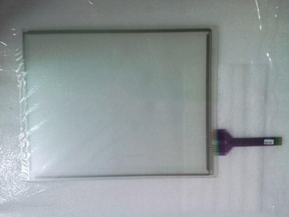 New Original for Gunze U.S.P.4.484.038 TM-03 G-25 8 Wires  Touch Screen Digitizer Panel Glass touch screen glass 7x04 gunze touch new