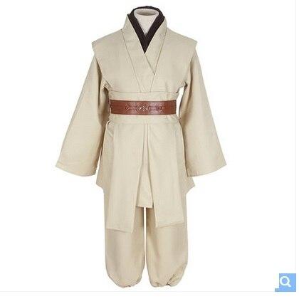 New Star Wars Jedi Knight Anakin Cosplay Costume Custom-Made Men Women Size 3