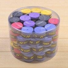 Wholesale-Free shipping 20 pcs Kimony anti-slip Badminton Racket Grip Tennis Racquet Overgrip