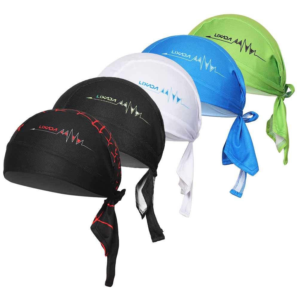 491245dd 7Color Women Men Cycling Cap Hood Quick-dry Outdoor Sport Bicycle Headscarf  Pirate