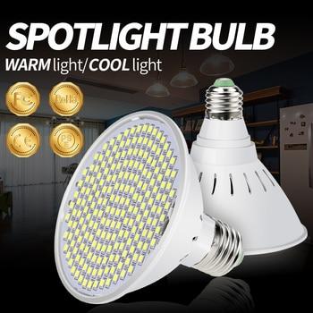 CanLing Ampoule Led E27 LED Spotlight Bulb 15W 20W Bombilla Spot Light 220V Lampada Corn Lamp 110V Energy Saving Lamps