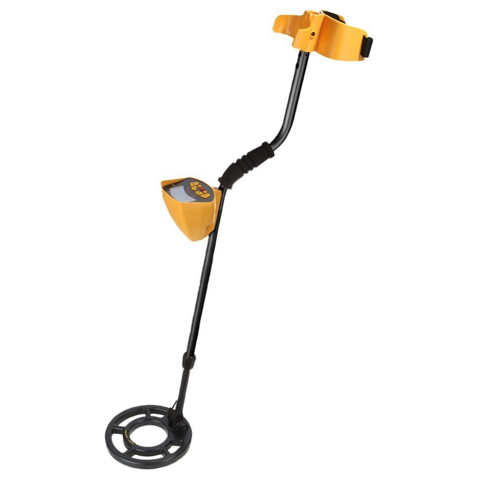 MD 3010II Ground Searching Metal Detector Nugget Finder Gold Detector Treasure Hunter 1 5m Detecting Depth