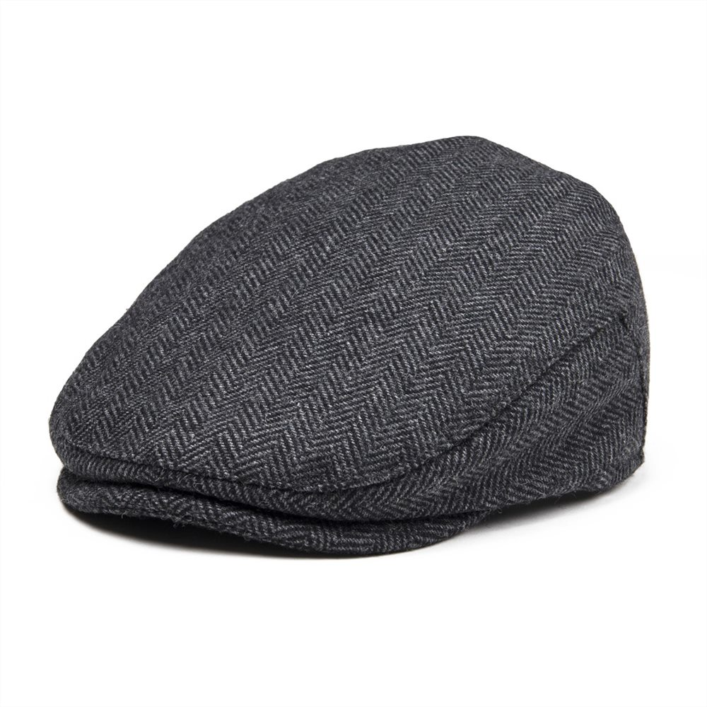 JANGOUL Kids Flat Cap Woolen Tweed Herringbone Small Size Boy Girl Newsboy  Caps Infant Toddler Child Youth Beret Hat Gray 002 -in Newsboy Caps from  Apparel ... 6c1d351f3e0