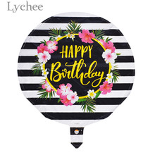 Buy Decoration Black Striped Birthday And Get Free Shipping On AliExpress
