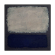 Free Shipping by DHL For Home decor Frameless Mark Rothko Abstract Canvas Painting handmade Oil American Style Wall Art
