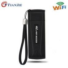 4G Wifi модем USB 3g 4G Роутер разблокированная широкополосная палка Дата карта сетевая точка доступа Wi-Fi ключ беспроводной модем со слотом для sim-карты