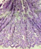 2017 Peony Flower Pattern Gold Plum Red Blue Purple Add Water Drill Online Evening Dress Lace