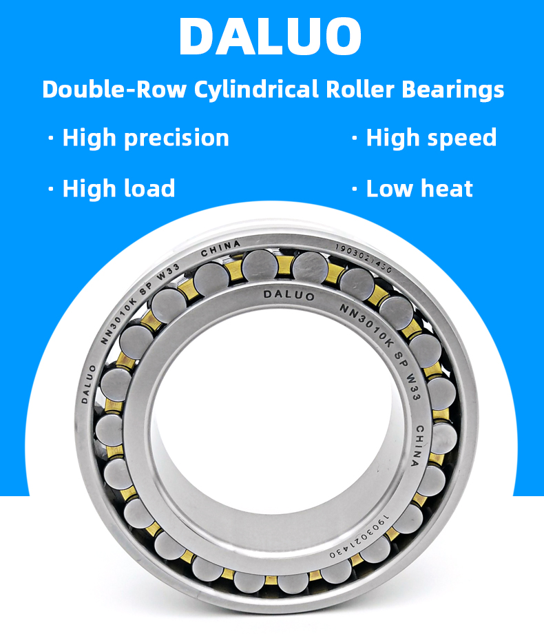 DALUO NN Double-Row Cylindrical Roller Bearings 1