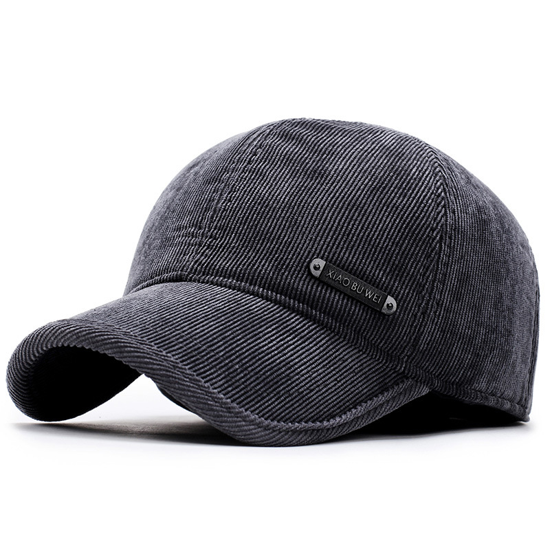 Hat female summer cap baseball cap male Korean casual wild hip-hop hat youth sun hat cover sun hat brushed cotton twill ivy hat flat cap by decky brown