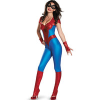 Maclove Free Shipping 2015 Fashion Sexy Halloween Party Cosplay Leopard Animal Costume