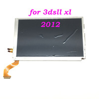 Pulled Original Top Upper LCD Screen Display For 3DS LL 3DS XL
