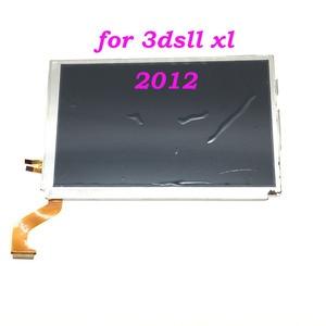 Image 2 - 3DS LL / 3DS XL 용 원본 상단 상단 LCD 화면 디스플레이