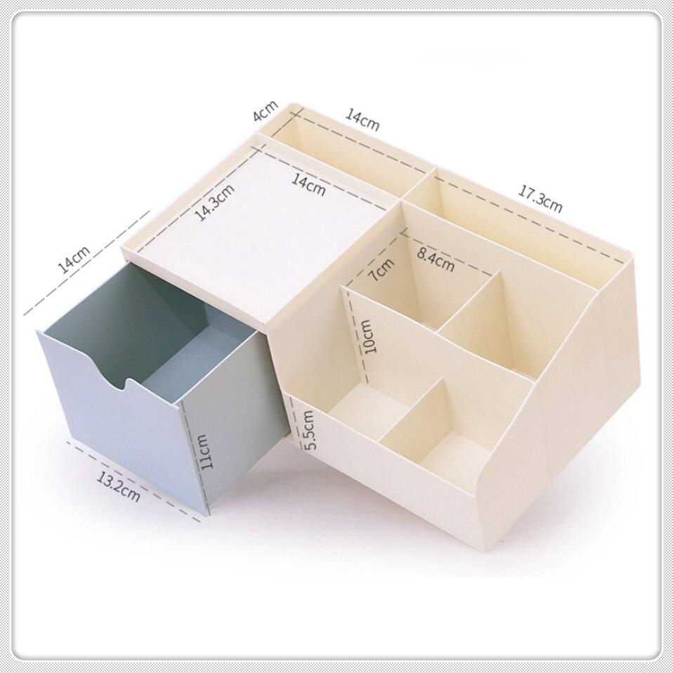 8 Makeup Organizer box