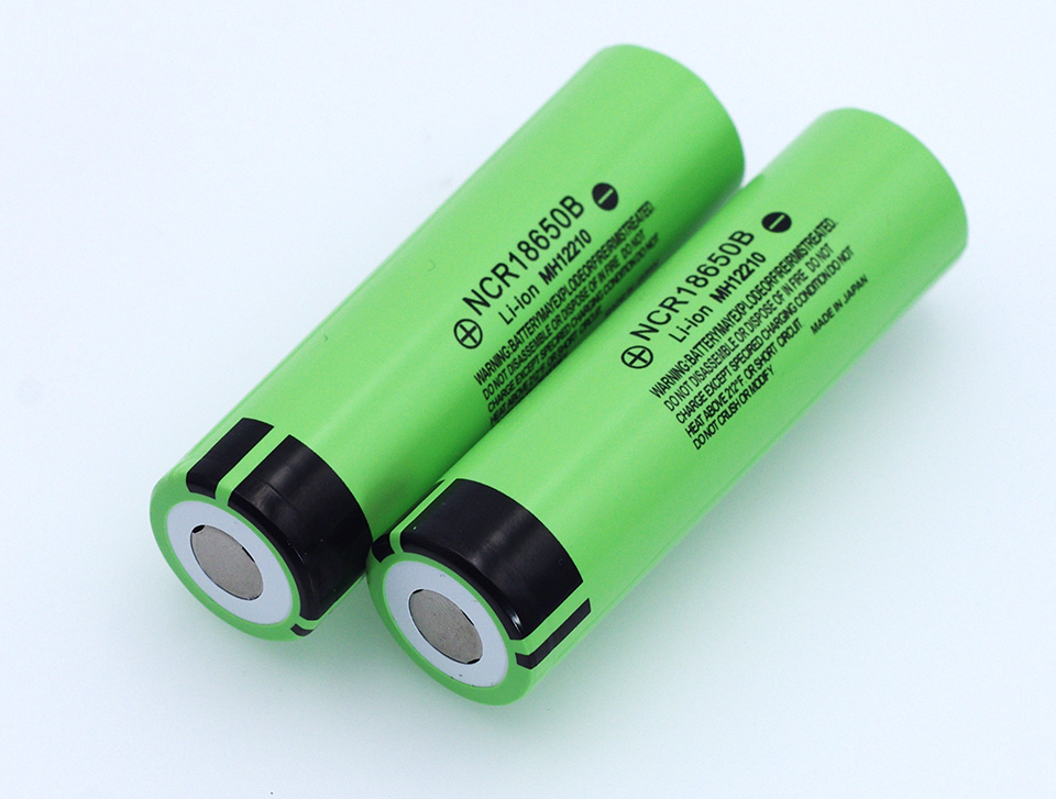 Image 4 - VariCore 100% New Original NCR18650B 18650 3400 mAh Li ion Rechargeable battery For Laptop use + Free Shipping-in Replacement Batteries from Consumer Electronics
