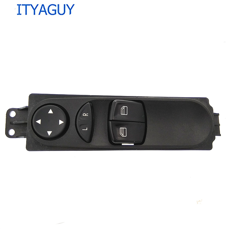 6395450913 Front Power Master Window Switch for Benz W639 Vito 03-15 A6395450913