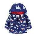 Мужская ребенок мальчик девочка снегоступы слон зима флиса плащ куртка девушки парни манто hiver fille doudoune enfant марка
