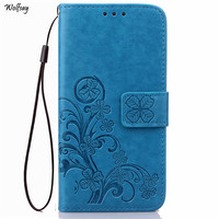 For Huawei Honor 5C Leather Case Flip Wallet For Honor 5C Phone Case Shockproof Soft Silicone