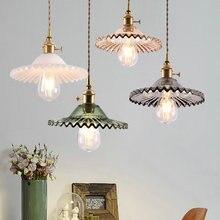 Candelabros de cristal colgantes Vintage modernos Diseño de paraguas lámpara colgante ajustable para sala de estar dormitorio