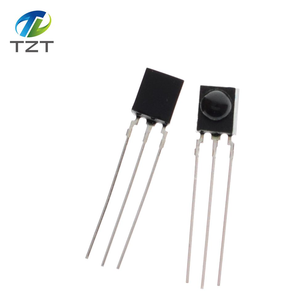 5PCS IC TSOP4838 DIP-3 VISHAY Receiver Module 38 kHz NEW