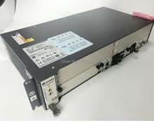 Huawei olt ma5608t 16 портов Opitcal Line Terminal Gpon/EPON OLT шасси устройства + 1 * MCUD + 1 * MPWC без сервисной платы.
