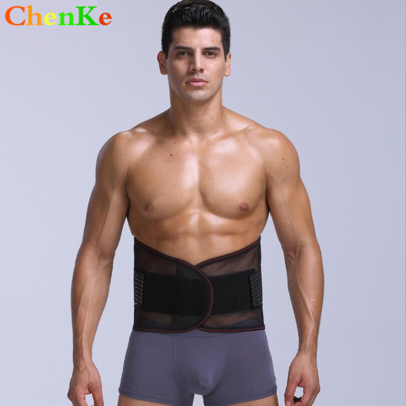 91f928012d ChenKe Breathable Slimming Belt Corset Men Body Shaper Trainer Male  Bodysuit Mens Waist Cincher Corsets Slimming Shaper-in Shapers from  Underwear ...