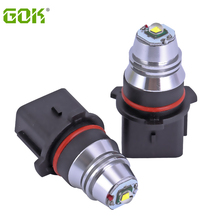 10pcs/lot high power 10W CREE T6,H7 1156 t20 t15  led bulb,p13w car,1156 Daytime DRL Light Lamp Bulb