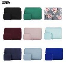 MOSISO Wasserdicht Laptop Sleeve Notebook Tasche Pouch für Macbook Air 11 12 13 14 15 Pro 13,3 15,4 Retina unisex Computer Taschen