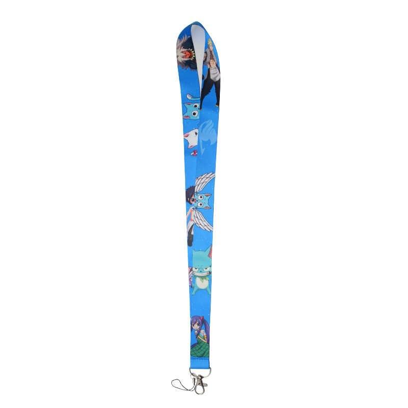 Homegaga queue de fée Silicone film cou longes pour clés lunettes porte-carte perle porte-clés téléphones caméras sangle ruban D1903