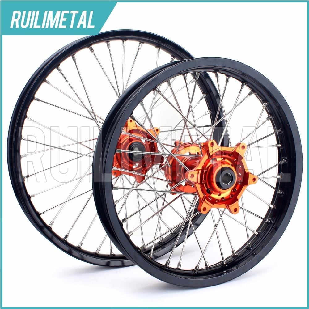 Ktm  Big Wheel Set For Sale