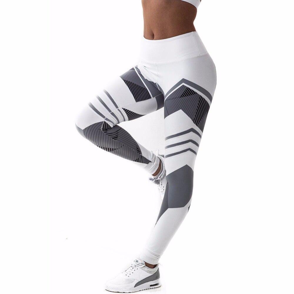 High Waist Fitness Leggings Women Sexy Hip Push Up Pants High Stretch Skinny Pencil Pants Jegging Gothic Leggins Legins