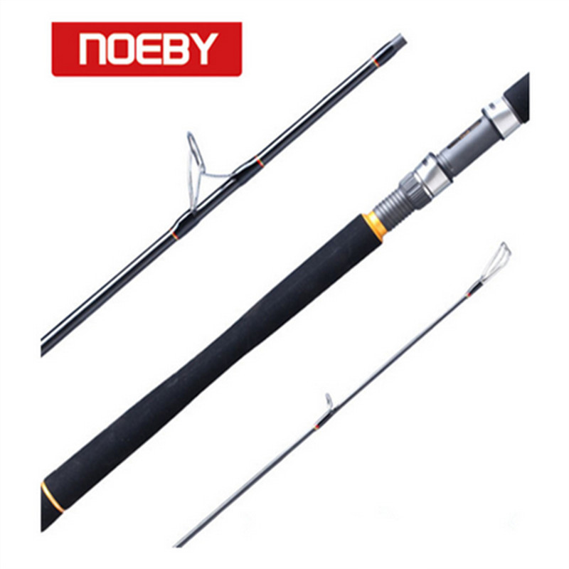 2017 noeby 3section fishing rod h xh carbon fuji for Fishing pole guides