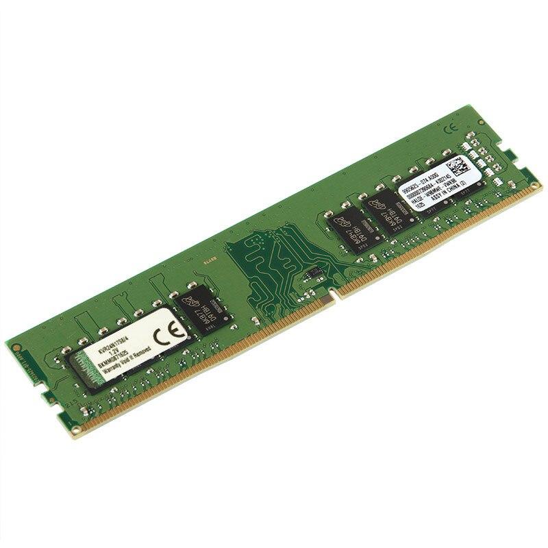 D'origine Kingston DDR4 mémoire ram 8 GB 4 GB 16 GB 2400 Mhz Memoria DDR 4 8 16 Gigaoctets Concerts Bâtons pour ordinateur de bureau Ordinateur Portable Ordinateur Portable - 5