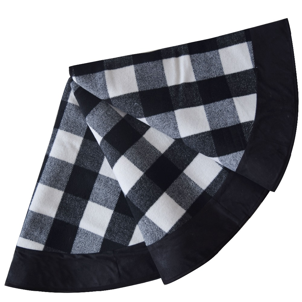Free Shipping Decor Black and White Buffalo Checkers Plaid ...