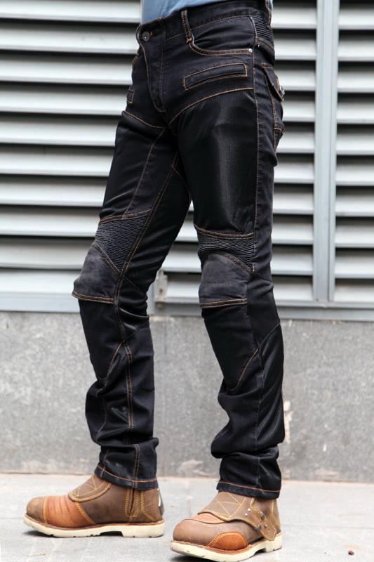 KOMINE PK719 Hot sale automobile jeans race pants motorcycle pants skinny pants race pants