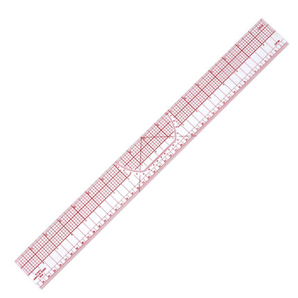 A Dressmaker's Ruler For Garment Yards And Boards 45