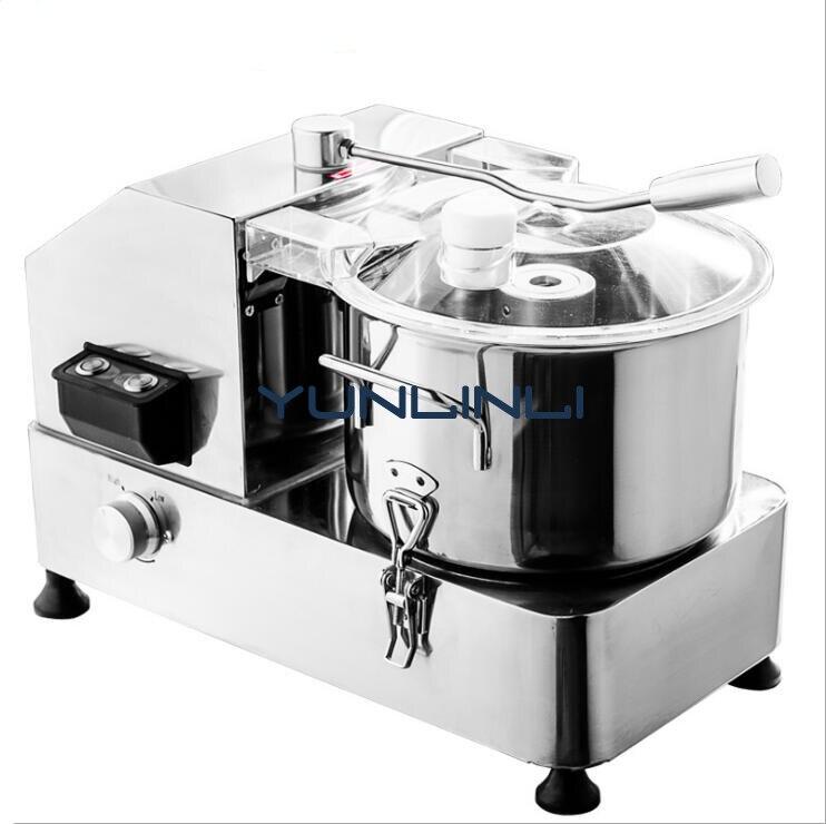 Electric Vegetable Chopping Machine Automatic Vegetables Cutter Multifunction Meat And Vegetable Grinder 220V/110V HR-6