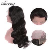 Isheeny Lace Front Brazilian Human Hair Wigs 8