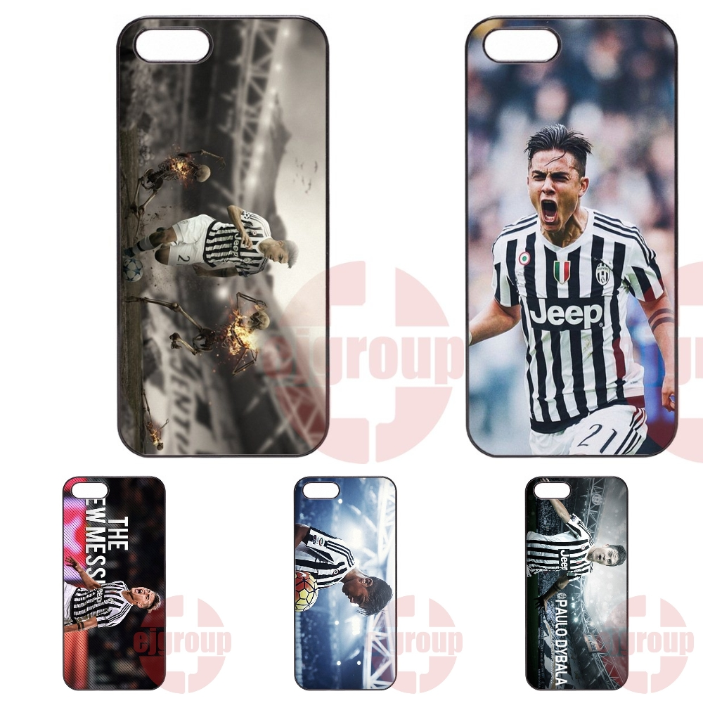 football star Paul Pogba Paulo Dybala Hard Skin For Micromax A107 E311 E313 Q331 Q355 E471 For BlackBerry 9700 9900 Z10 Q10