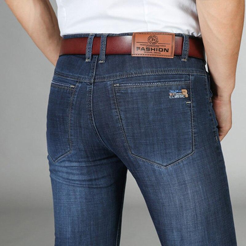 Jean Homme Biker Jeans Spijkerbroeken Heren Peto Vaquero Hombre Men Masculina Men'S Classic Marque De Luxe Pants Man Slim Fit