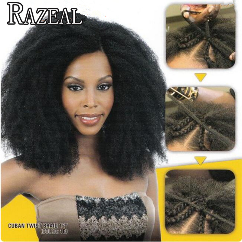 marley braid hair Picture - More Detailed Picture about Zazeal Hair Products Crochet Braids Hair ...