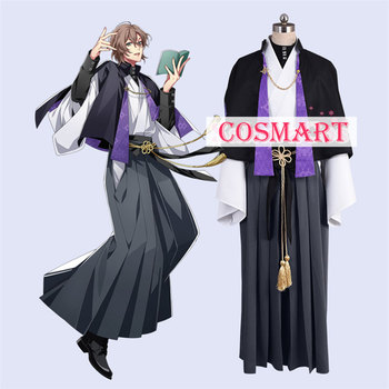 Japanese Voice Actor Division Rap Battle DRB Fling Posse Yumeno Gentarou Cosplay Costume Uniform Outfit Kimono free shipping