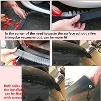 car styling stickers Refitting accessories for Chevrolet Cruze Aveo Lacetti Captiva Cruz Niva Spark Orlando Epica Sail Sonic
