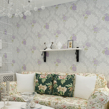 Beibehang High Quality Modern Luxury 3d Wallpaper Roll For Wall Flower  Papel De Parede Tapete For