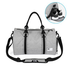 GYKZ Waterproof Sport Fitness Bag Shoulder Bags Large Capacity Travel  Duffle Bags For Women   Men Portable Outdoor Gym Bag HY100 867477cd3dc05