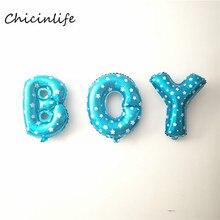 """5pcs/lot 16inch """"oh boy"""" Foil Balloon"""